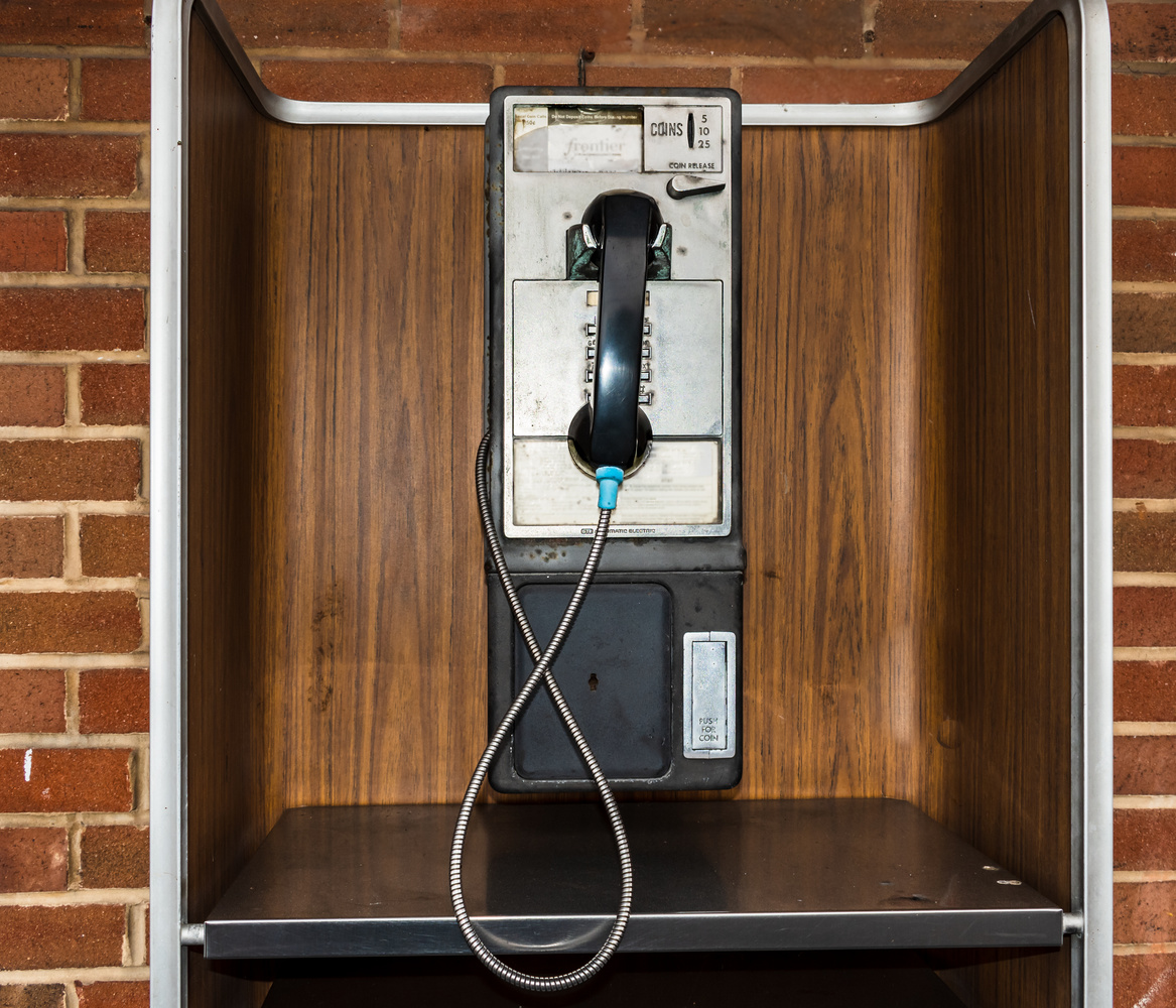 Pay Phone by Eric Slaseman
