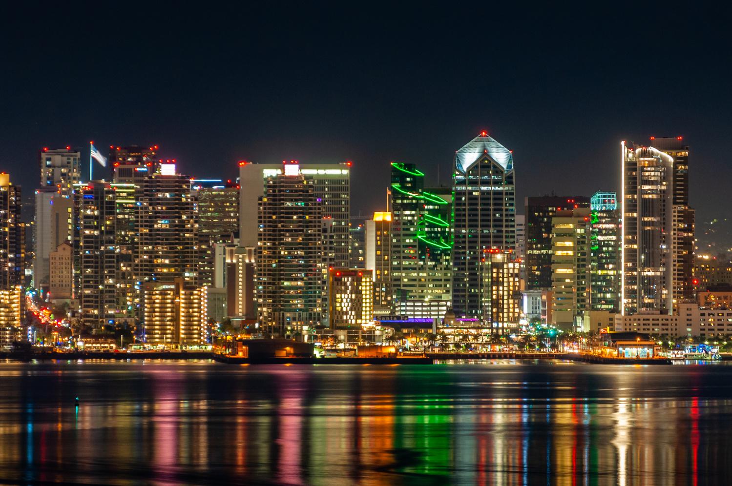 Downtown San Diego by Josh Utley