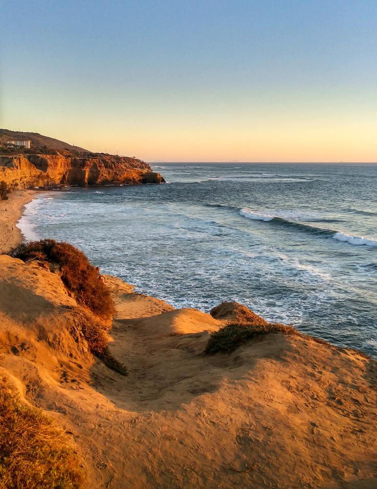Sunset Cliffs Living by Josh Utley
