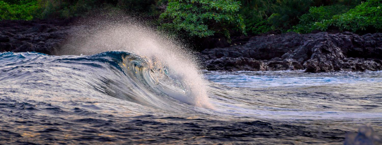 Shore Break by Josh Utley