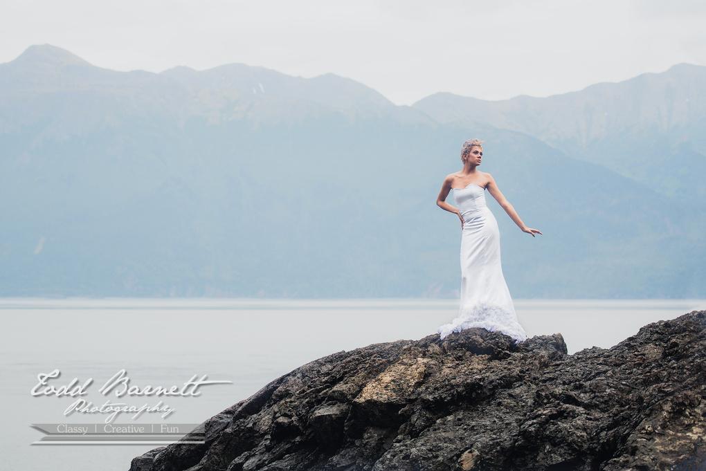 Baluga Point Bridal by Todd Barnett