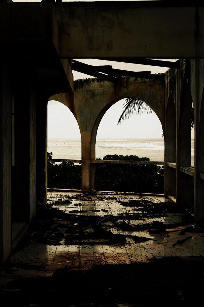 Abandoned Hotel by Shaun Botha