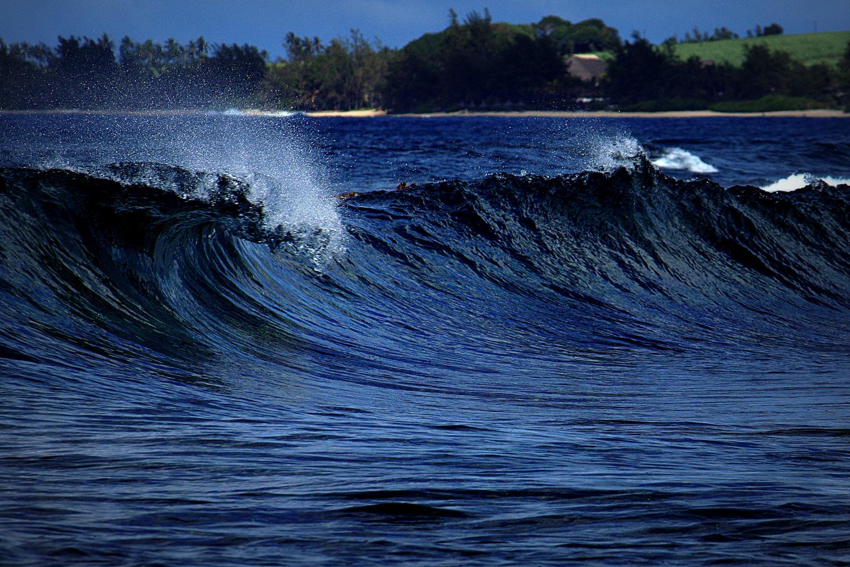 Wave by Shaun Botha