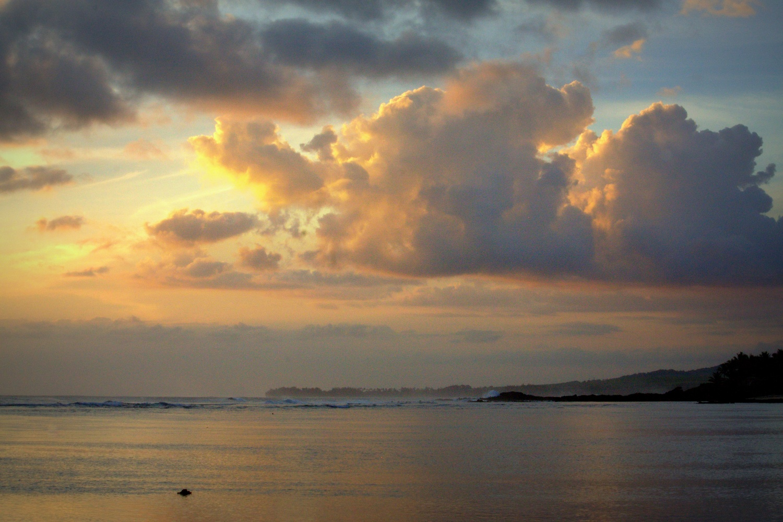 Sunset clouds by Shaun Botha