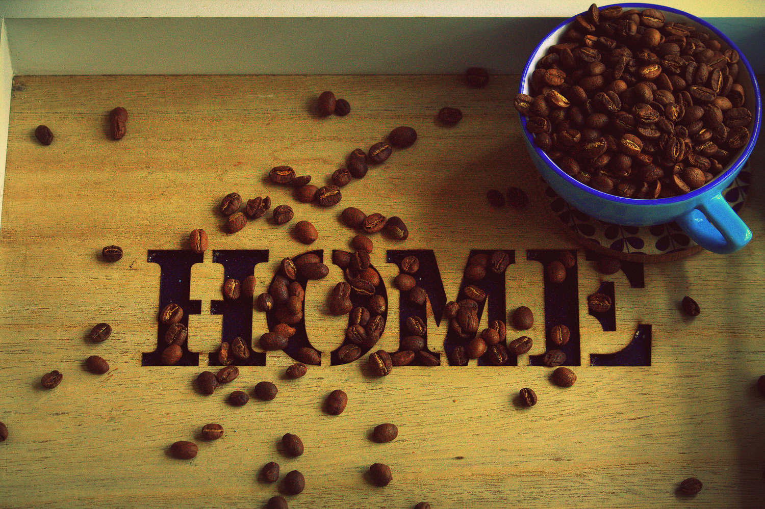 Coffee and Home by Shaun Botha