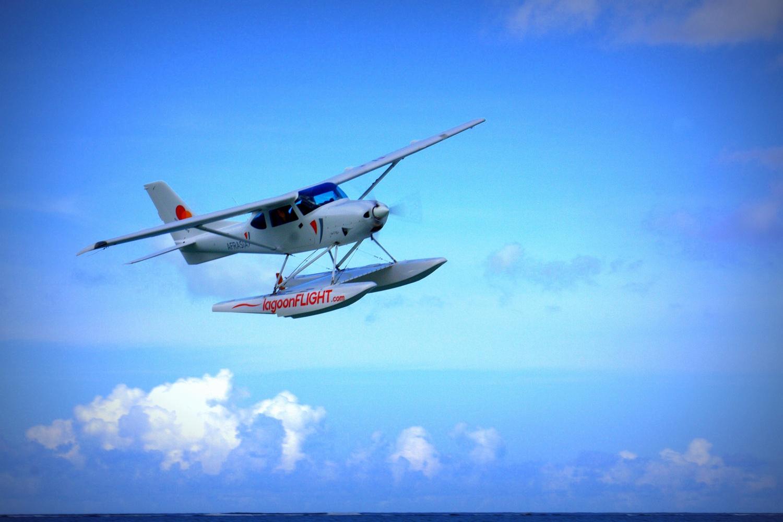 Seaplane by Shaun Botha