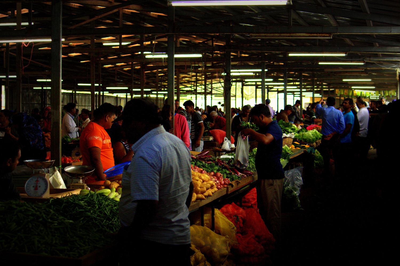 Market Day by Shaun Botha