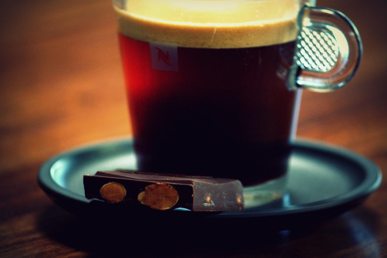 Coffee and Chocolate Break by Shaun Botha