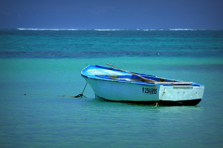 Fishing on the Beautiful Sea by Shaun Botha