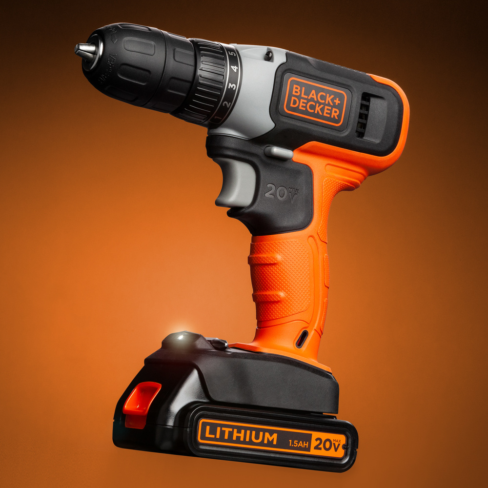 Black + Decker by Michael Grauerholz
