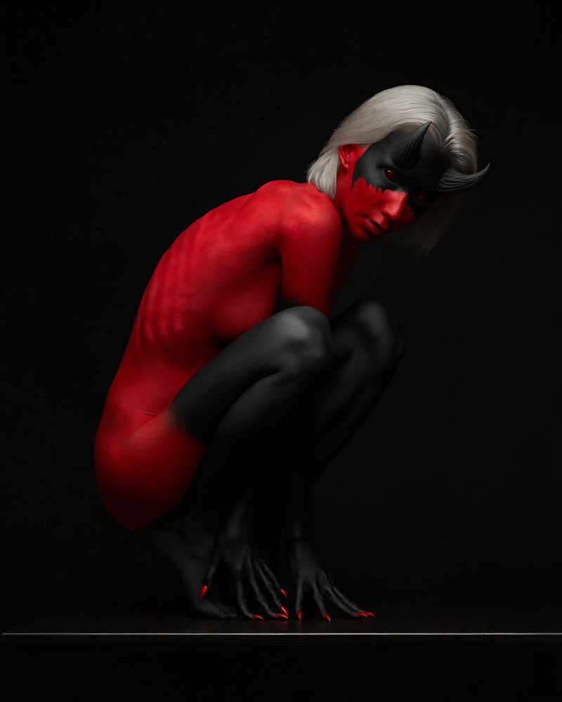 Succubus by Dmitry Shad