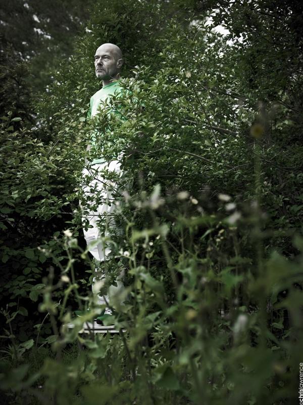 GREEN DUTCHMAN by Chris Lawrence