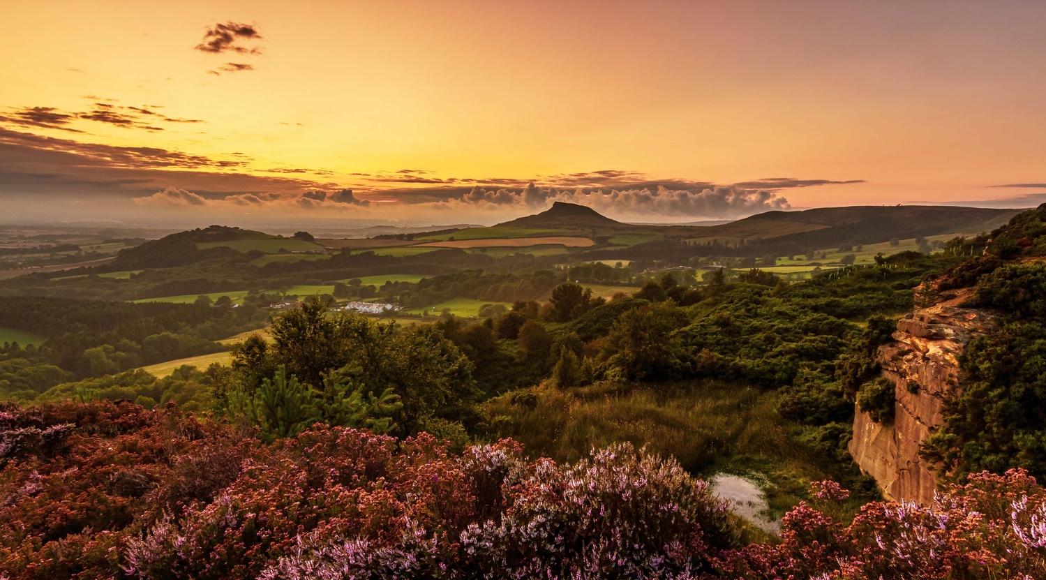 Sunset by Steve Franks