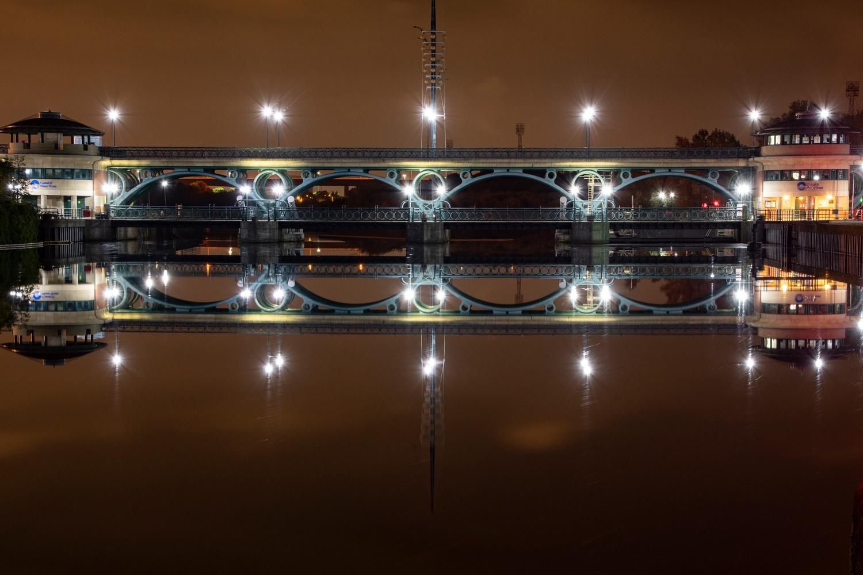 Reflection by Steve Franks