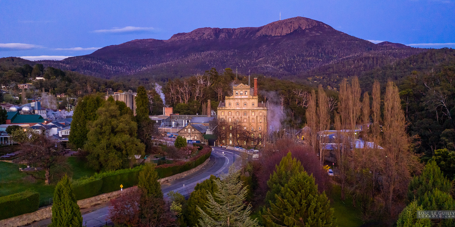 Cascade Brewery in Hobart, Tasmania by Loic Le Guilly