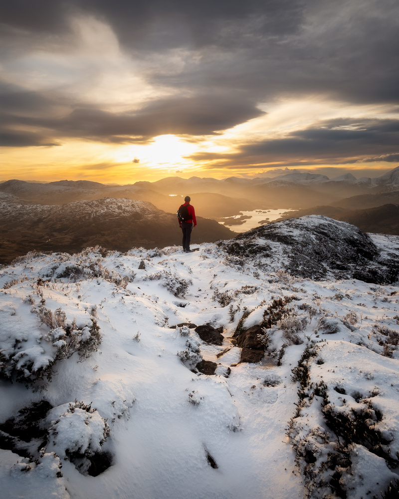 On top of the World by Sean O' Riordan