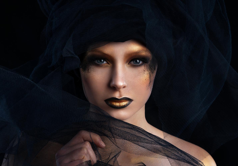 Black & Gold I by Teemu Andreas