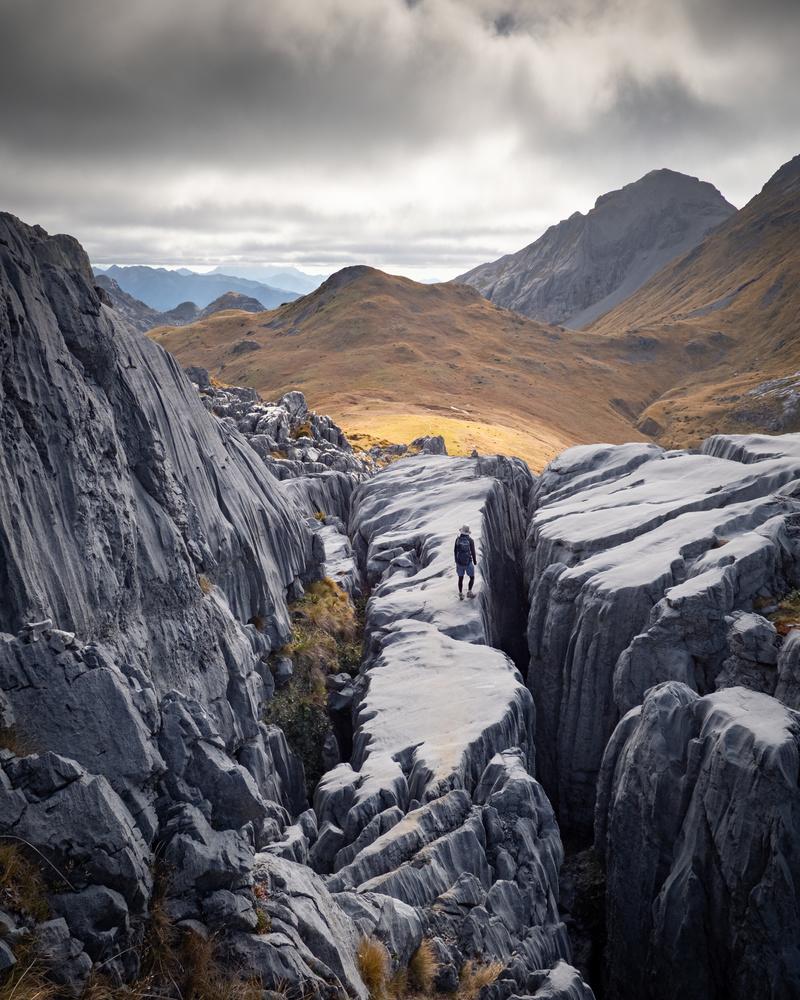 Wandering through Dimril Dale by Brendan Reeves