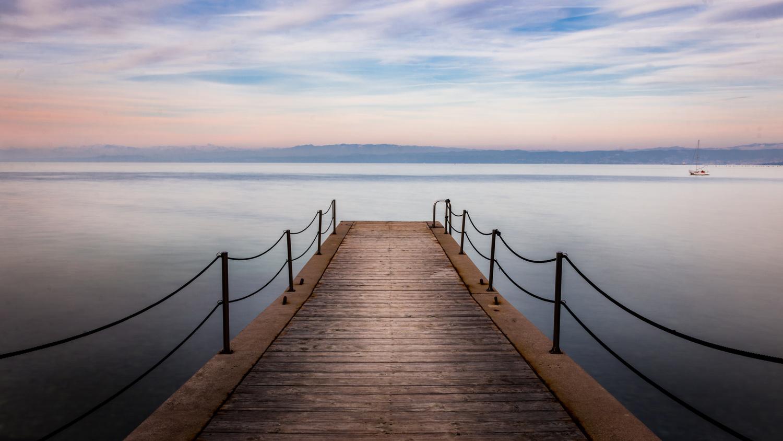 Pier by Mato Novak