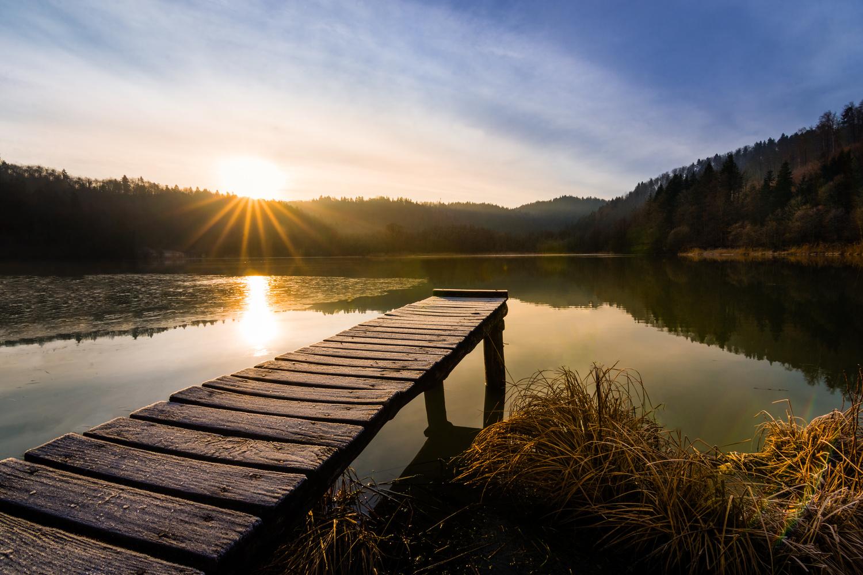 Sunrise by Mato Novak
