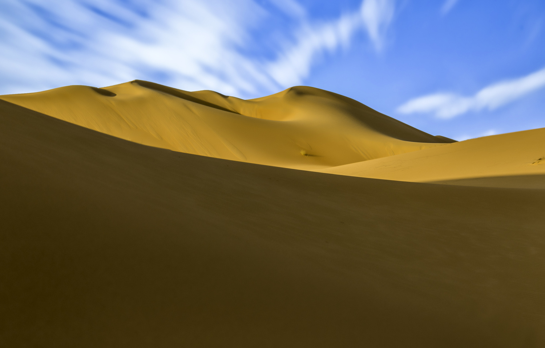 Pure desert by Tamer Radwan