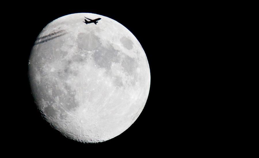 fly me to the moon by Rick Denham