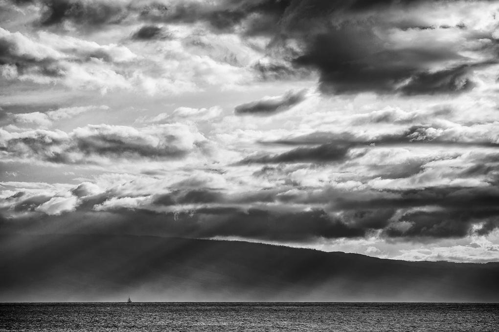 Come Sail Away by Rick Denham