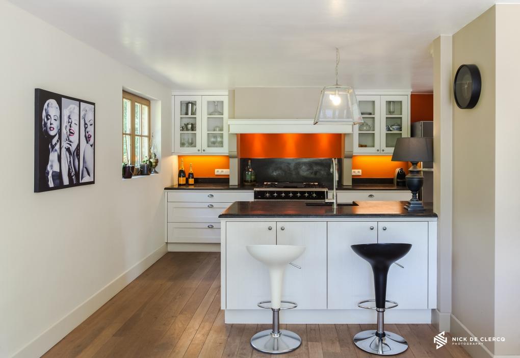 Kitchen by Nick De Clercq