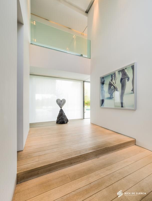 Entrance by Nick De Clercq