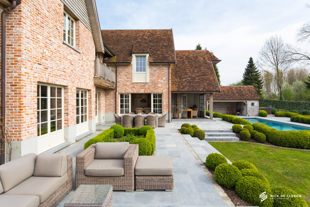 Terrace by Nick De Clercq