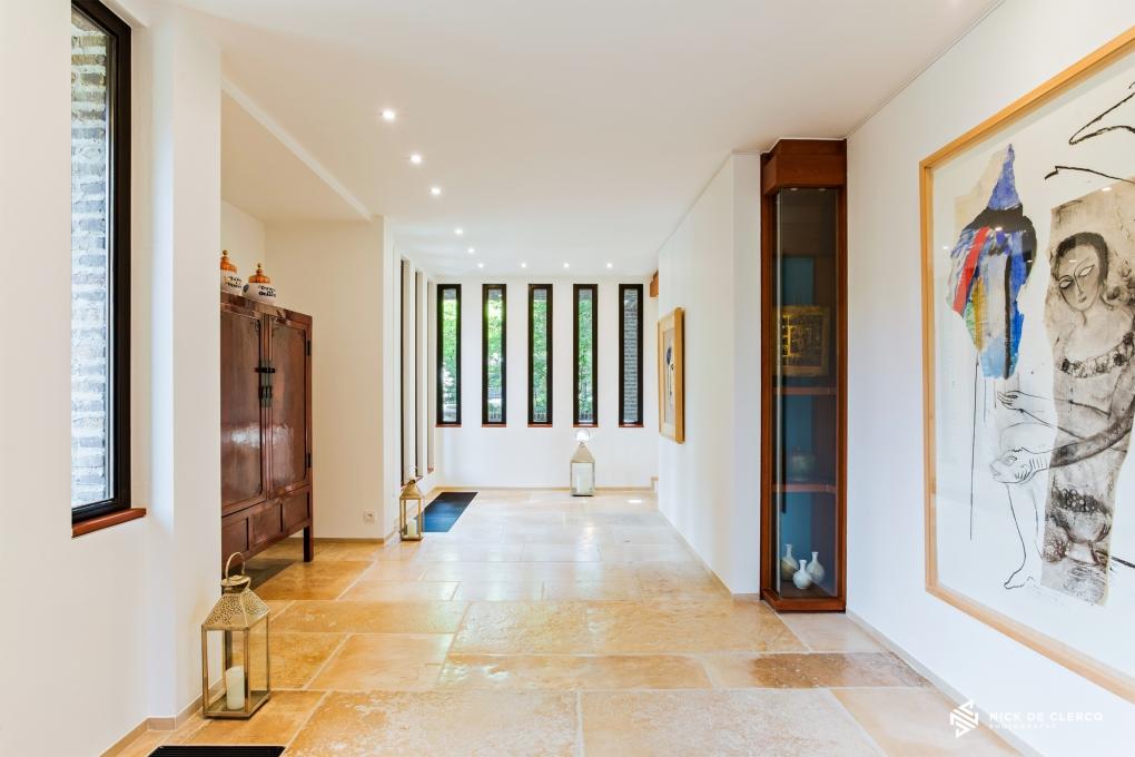 Hallway by Nick De Clercq