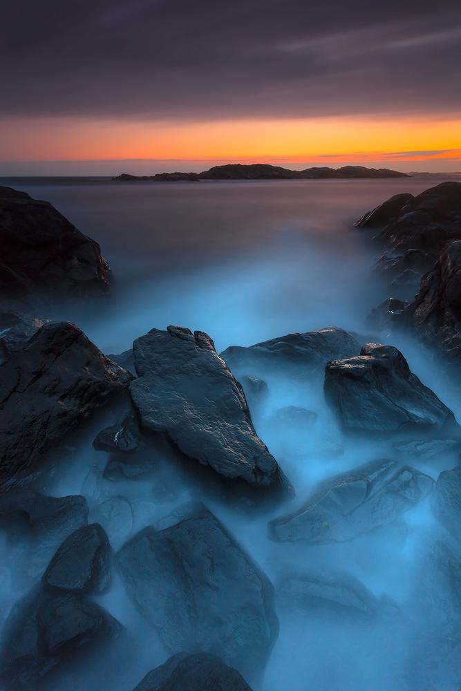 Sea and sky by Marcin Kowalski