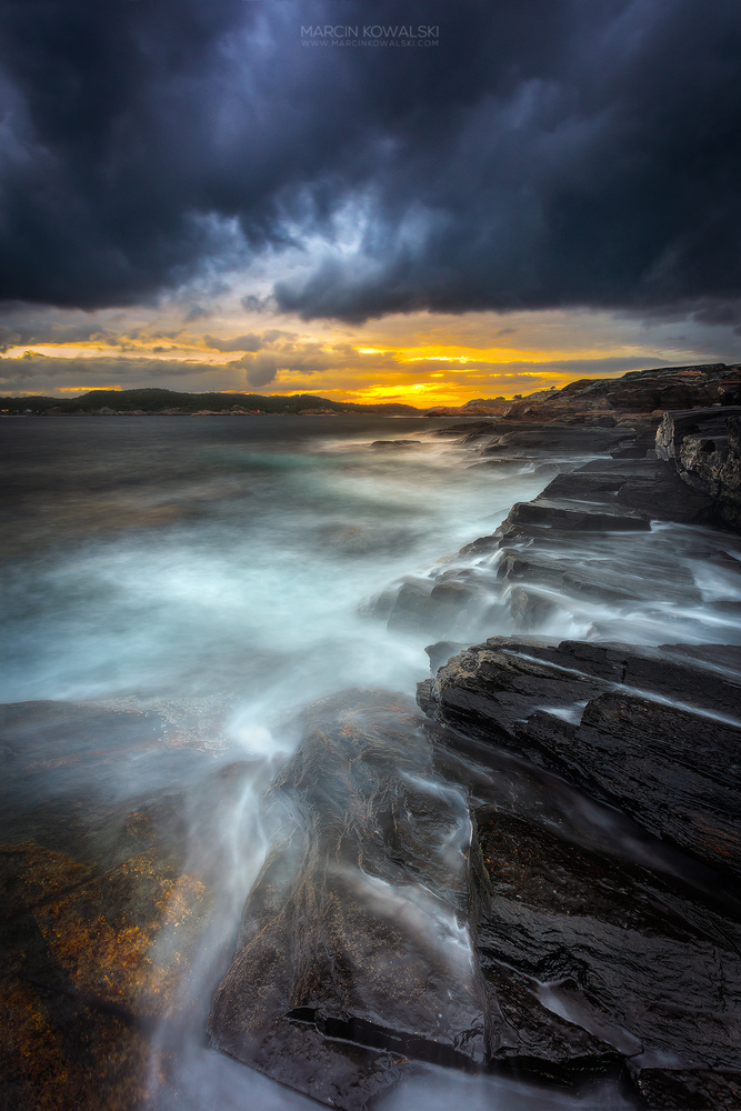 Angry Mother Nature by Marcin Kowalski