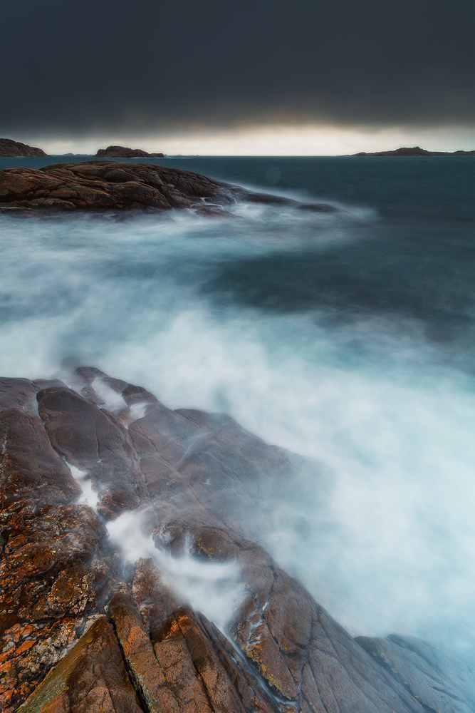 """Storm """"Vidar"""" by Marcin Kowalski"""
