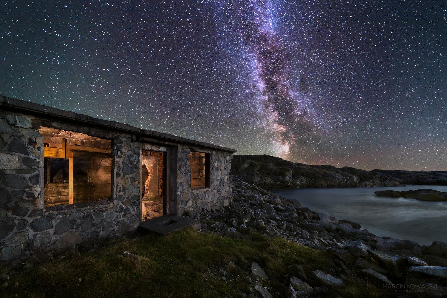 Anyone home? by Marcin Kowalski