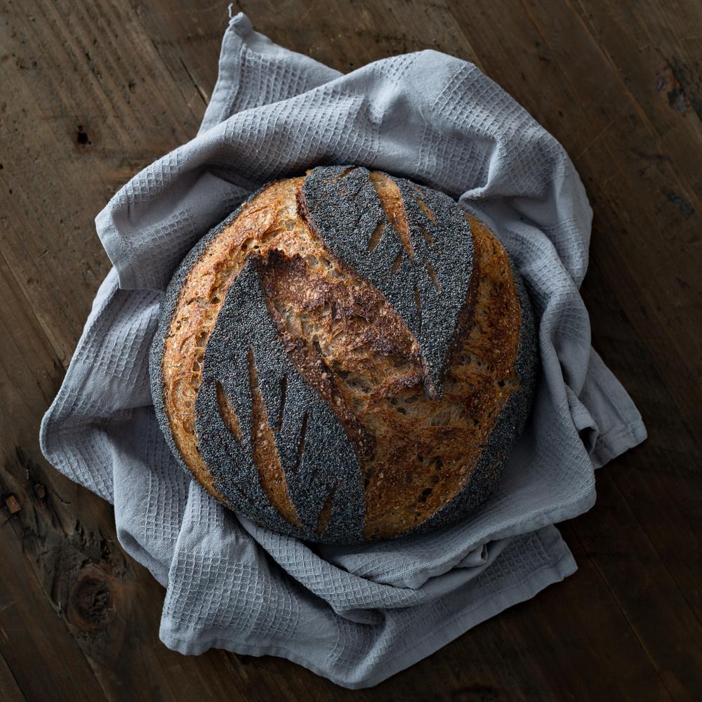 Leafy bread by Marcin Kowalski
