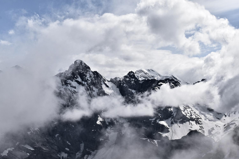 Swiss Alps by Patrick Hodskins