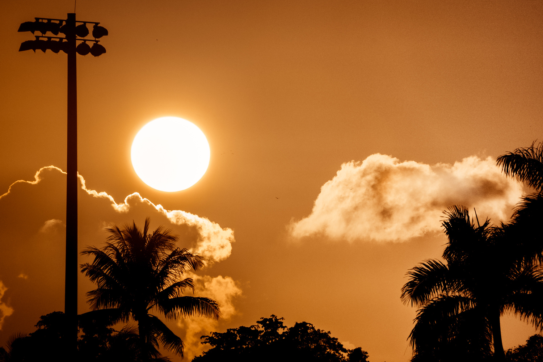 Sundown by Russell Hanson