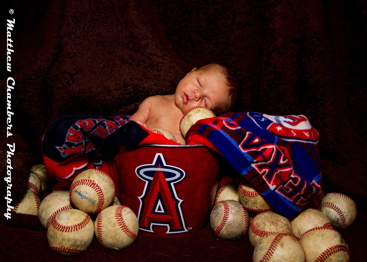 Baseball Baby by Matthew Chambers