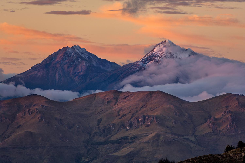 Volcanoes by james` yakscoe