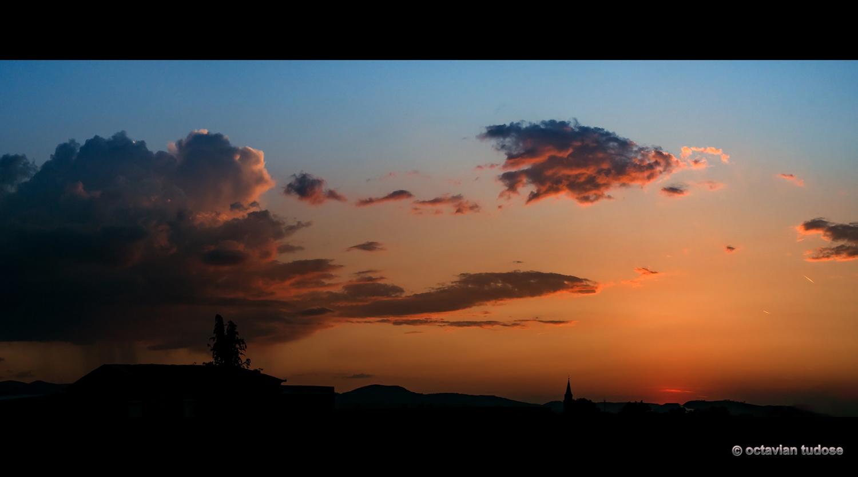 Sunset by Octavian Tudose