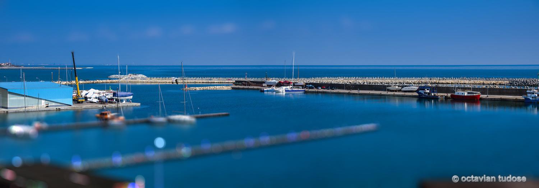 Tomis Harbor by Octavian Tudose