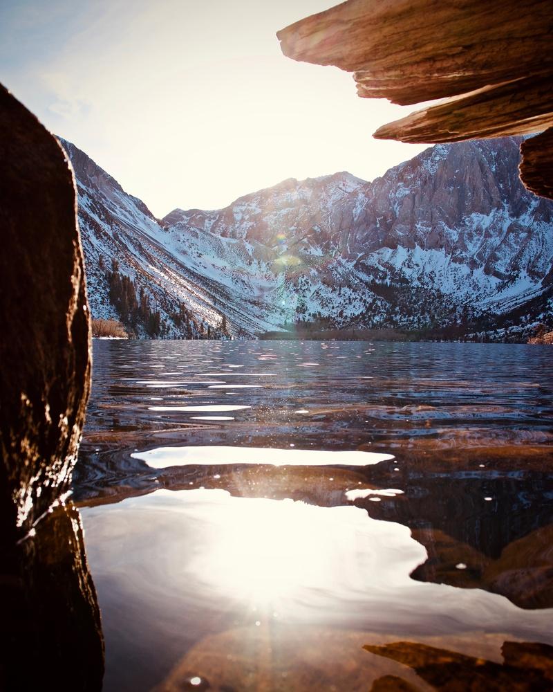 Convict Lake by Garrett Camp