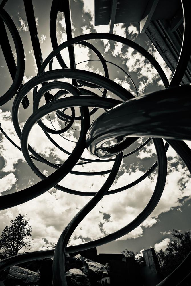 Swirly Whirly by Garrett Camp