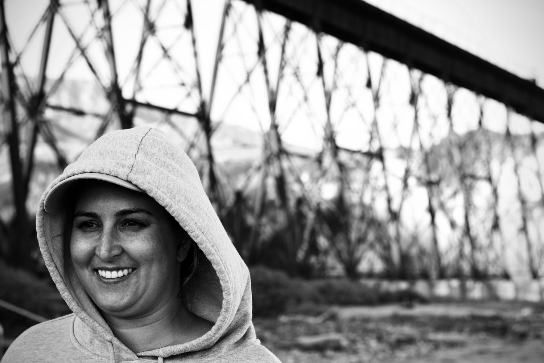 Trestle Smiles by Garrett Camp