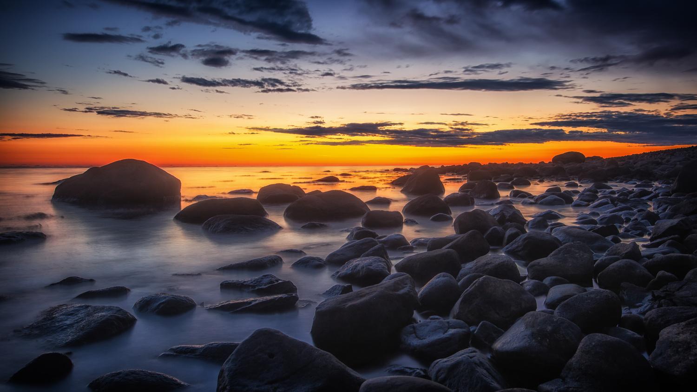 Calm water by Bjørn - Audun Myhre