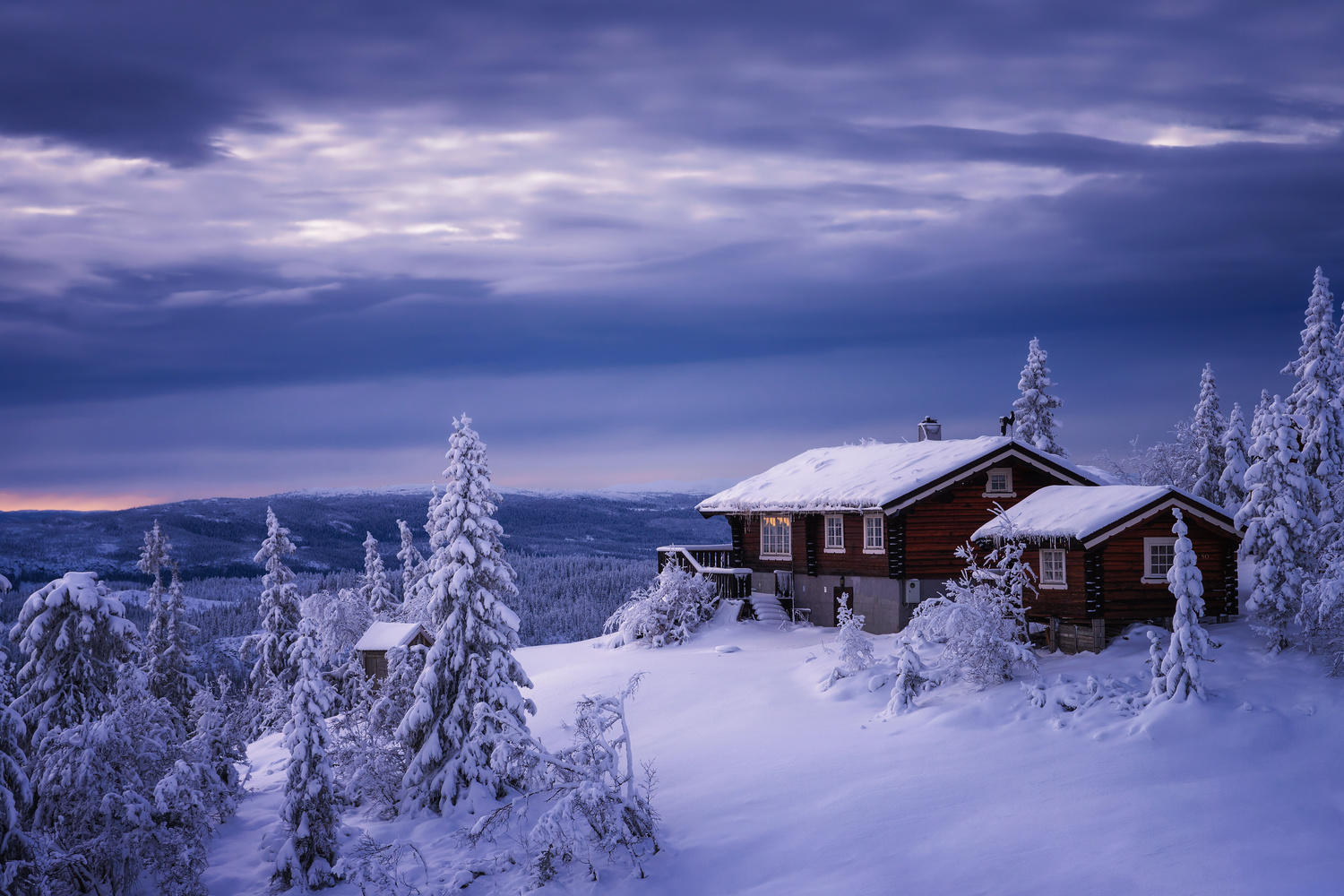 From the terrace of my view... by Rickard Eriksson