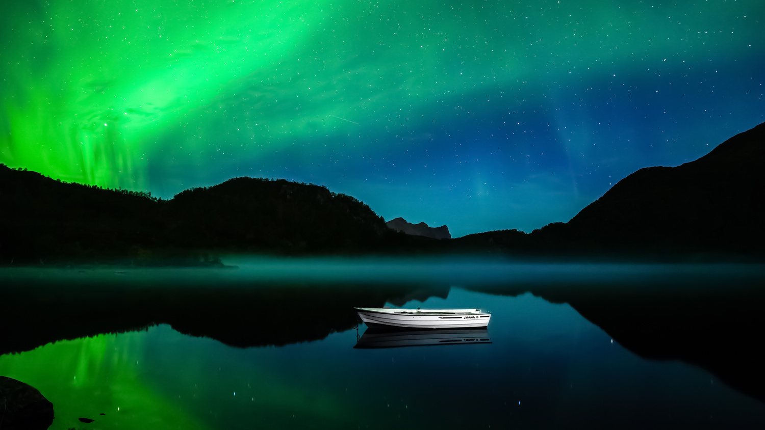 The Little Boat by Rickard Eriksson