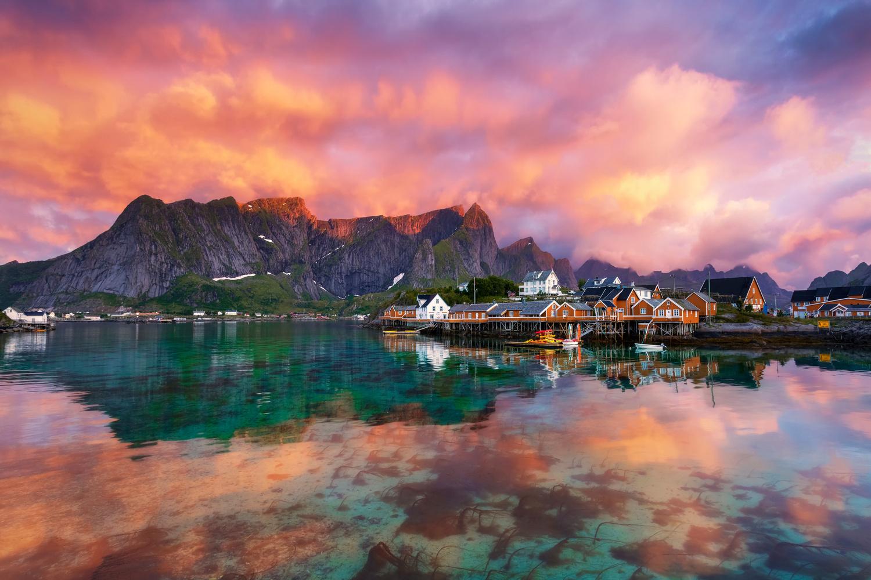 Arctic Light by Rickard Eriksson