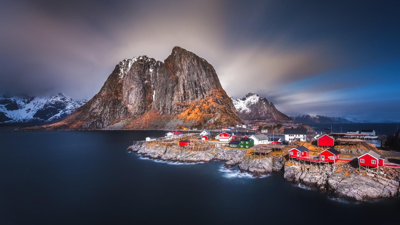 Arctic Wonderland by Rickard Eriksson